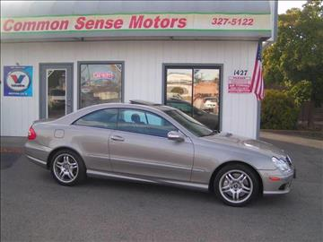 2003 Mercedes-Benz CLK for sale in Spokane, WA