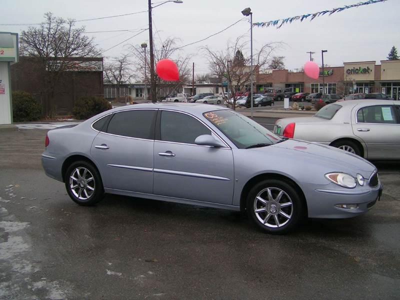 2006 Buick LaCrosse for sale at Common Sense Motors in Spokane WA