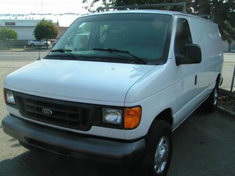 2007 Ford E-Series Cargo for sale at Common Sense Motors in Spokane WA