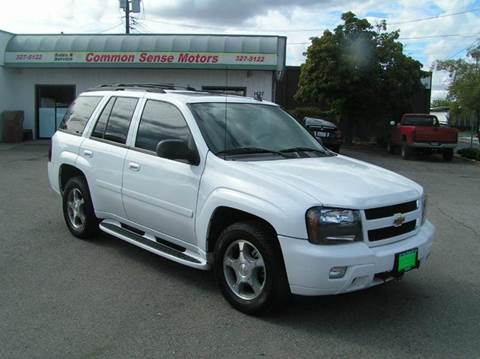 2006 Chevrolet TrailBlazer for sale at Common Sense Motors in Spokane WA