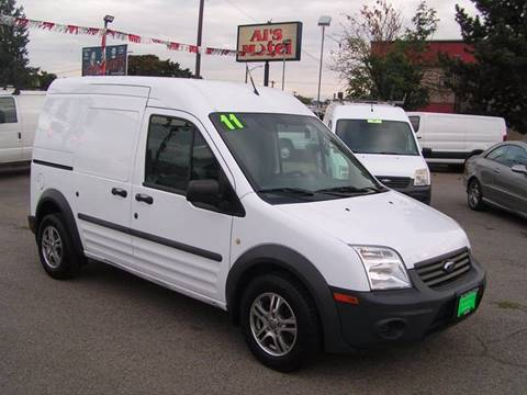 2011 Ford Transit Connect Cargo For Sale In Spokane WA