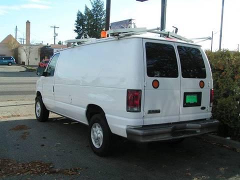 2007 Ford E Series Cargo For Sale In Spokane WA