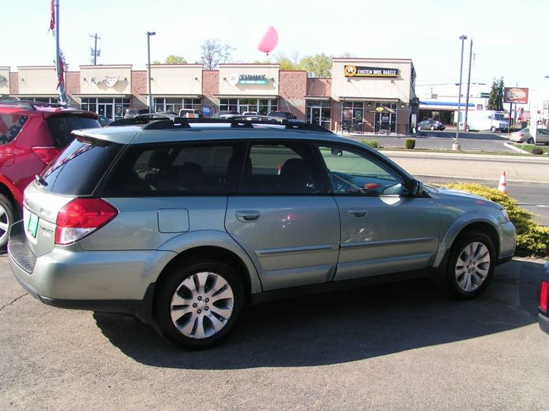 2009 Subaru Outback AWD 2.5i Limited 4dr Wagon 4A In Spokane WA ...