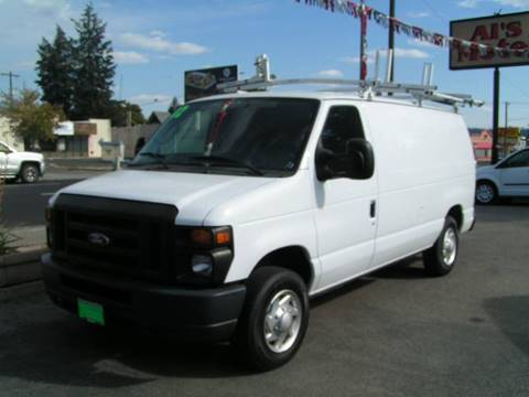 2012 Ford E-Series Cargo for sale at Common Sense Motors in Spokane WA
