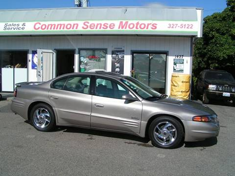 2001 Pontiac Bonneville for sale in Spokane, WA