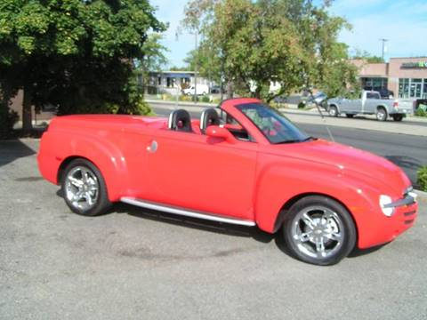 2005 Chevrolet SSR for sale in Spokane, WA