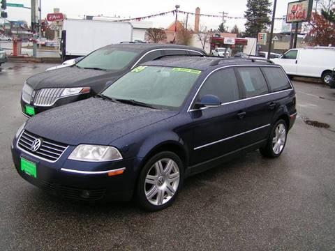 2005 Volkswagen Passat for sale in Spokane, WA