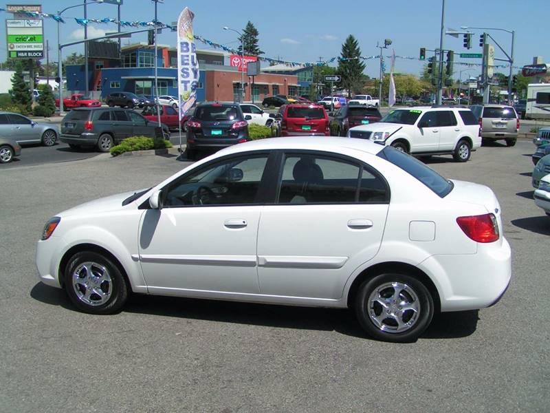 2011 Kia Rio for sale at Common Sense Motors in Spokane WA