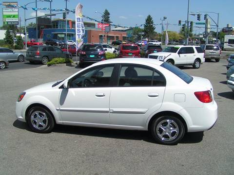2011 Kia Rio for sale at Common Sense Motors in Spokane WA