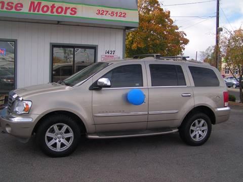 2008 Chrysler Aspen for sale at Common Sense Motors in Spokane WA
