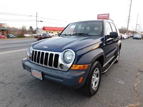 2007 Jeep Liberty for sale in Manassas, VA
