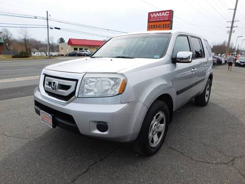 2011 Honda Pilot for sale in Manassas, VA