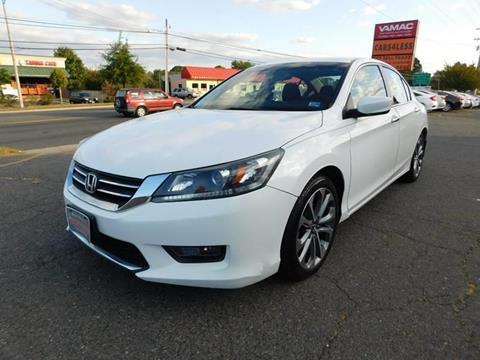 2014 Honda Accord for sale in Manassas, VA