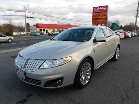 2009 Lincoln MKS for sale in Manassas, VA