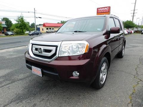 2009 Honda Pilot for sale in Manassas, VA