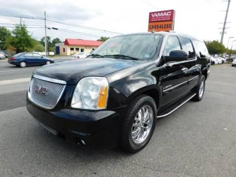 2007 GMC Yukon XL for sale in Manassas, VA