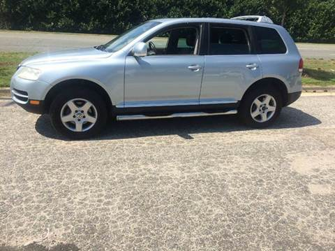 2006 Volkswagen Touareg for sale in Raleigh, NC
