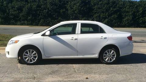 2010 Toyota Corolla for sale in Raleigh, NC