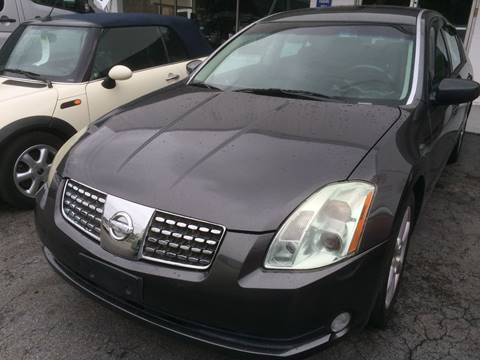2006 Nissan Maxima For Sale In Raleigh, NC
