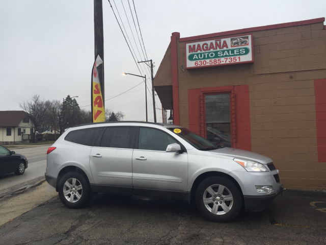 2012 Chevrolet Traverse for sale at Magana Auto Sales Inc. in Aurora IL