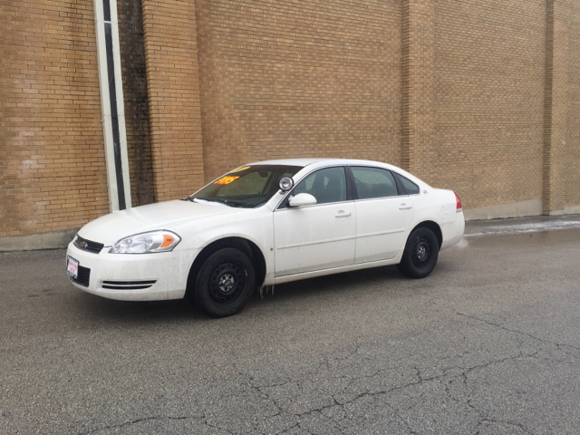 2007 Chevrolet Impala for sale at Magana Auto Sales Inc. in Aurora IL