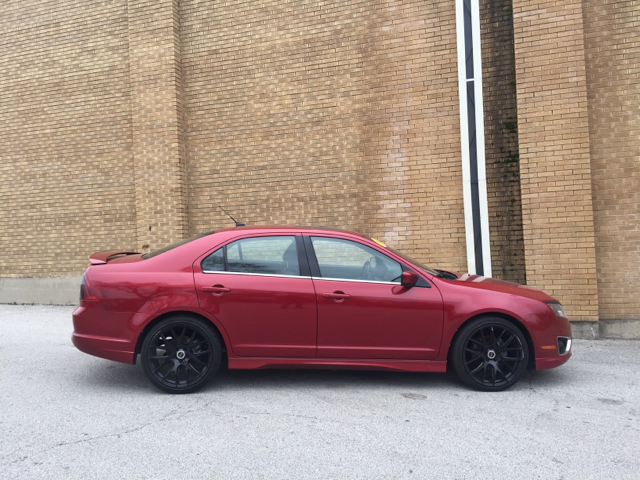 2010 Ford Fusion for sale at Magana Auto Sales Inc. in Aurora IL