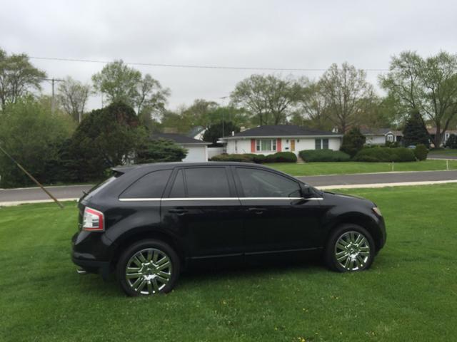 2010 Ford Edge for sale at Magana Auto Sales Inc. in Aurora IL