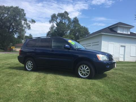 2001 Toyota Highlander for sale in Aurora, IL