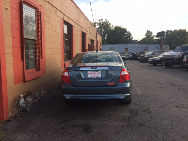2012 Ford Fusion for sale at Magana Auto Sales Inc. in Aurora IL