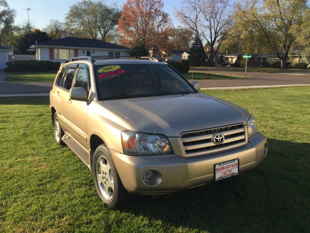 2007 Toyota Highlander for sale at Magana Auto Sales Inc. in Aurora IL