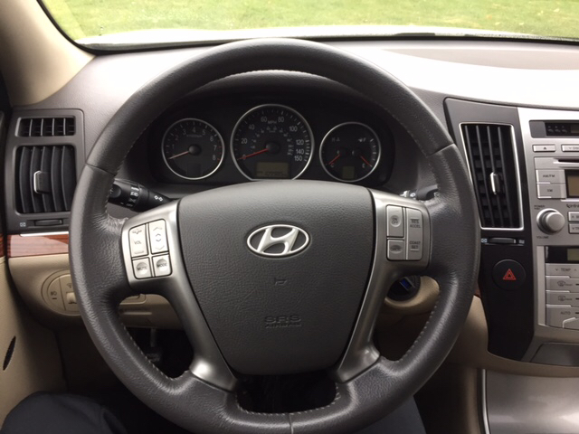 2008 Hyundai Veracruz for sale at Magana Auto Sales Inc. in Aurora IL