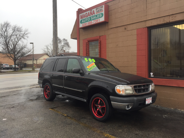 2001 Ford Explorer for sale at Magana Auto Sales Inc. in Aurora IL