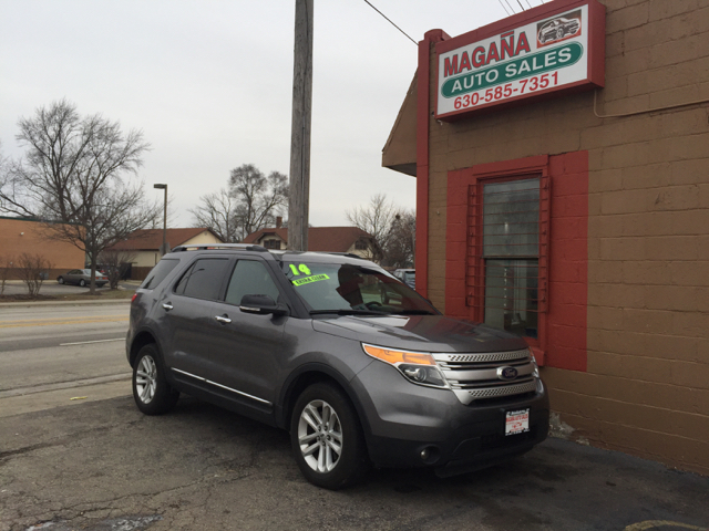 2014 Ford Explorer for sale at Magana Auto Sales Inc. in Aurora IL