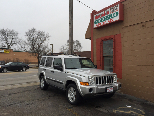 2006 Jeep Commander for sale at Magana Auto Sales Inc. in Aurora IL