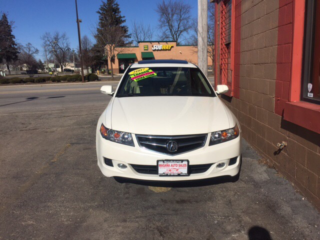 2007 Acura TSX for sale at Magana Auto Sales Inc. in Aurora IL