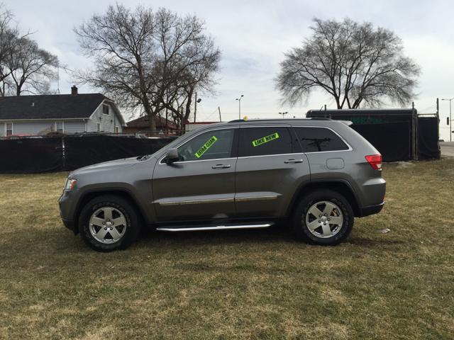 2012 Jeep Grand Cherokee for sale at Magana Auto Sales Inc. in Aurora IL