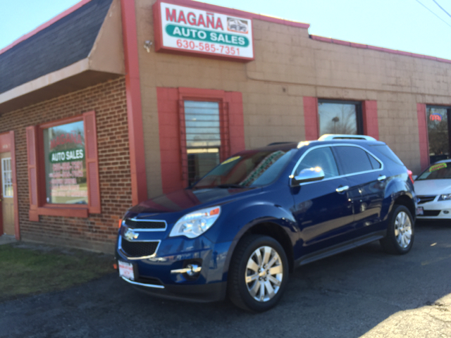 2010 Chevrolet Equinox for sale at Magana Auto Sales Inc. in Aurora IL