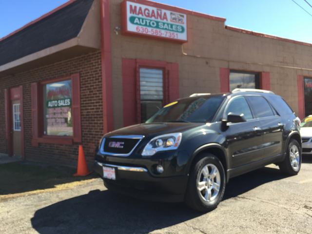 2012 GMC Acadia for sale at Magana Auto Sales Inc. in Aurora IL