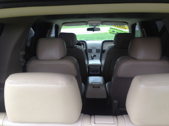 2003 Lincoln Aviator for sale at Magana Auto Sales Inc. in Aurora IL