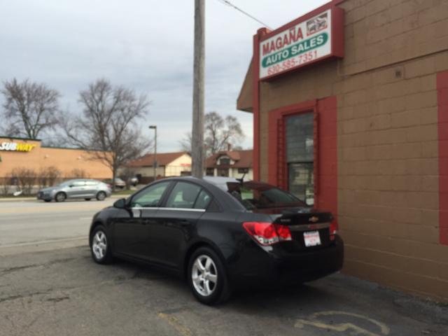 2011 Chevrolet Cruze for sale at Magana Auto Sales Inc. in Aurora IL