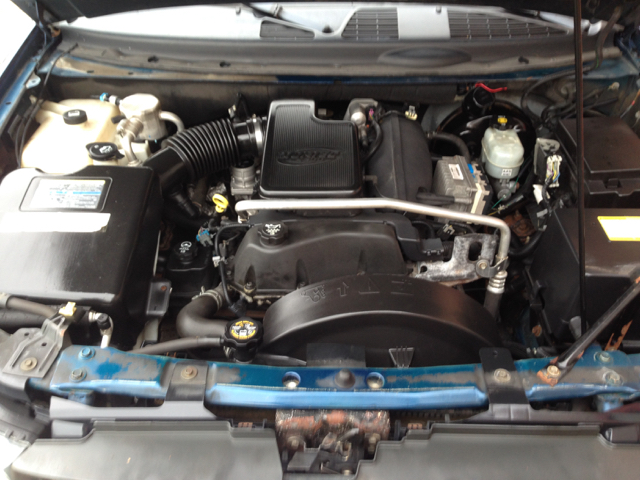 2004 Chevrolet TrailBlazer for sale at Magana Auto Sales Inc. in Aurora IL