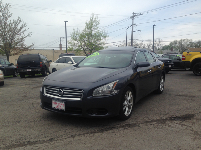 2012 Nissan Maxima for sale at Magana Auto Sales Inc. in Aurora IL