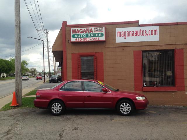 2002 Honda Accord for sale at Magana Auto Sales Inc. in Aurora IL