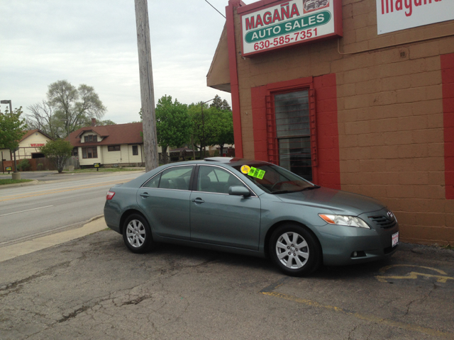 2007 Toyota Camry for sale at Magana Auto Sales Inc. in Aurora IL