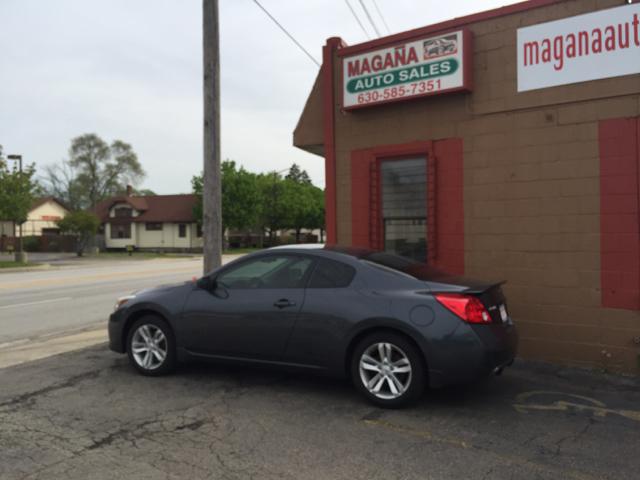 2012 Nissan Altima for sale at Magana Auto Sales Inc. in Aurora IL