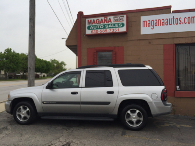 2004 Chevrolet TrailBlazer EXT for sale at Magana Auto Sales Inc. in Aurora IL