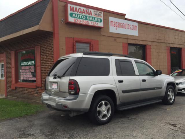 2004 Chevrolet TrailBlazer EXT for sale at Magana Auto Sales Inc. in Aurora IL