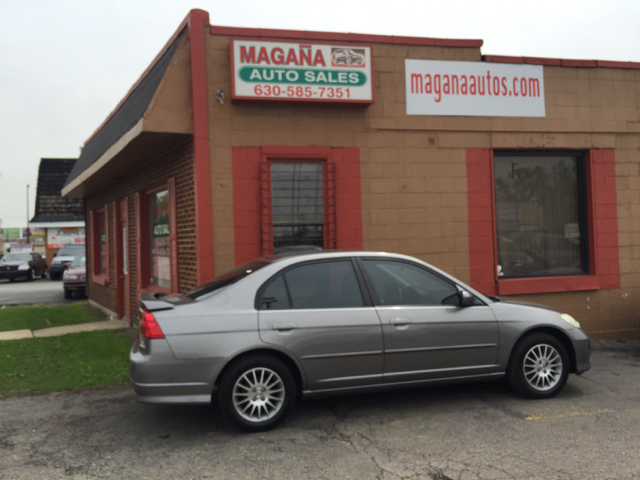 2005 Honda Civic for sale at Magana Auto Sales Inc. in Aurora IL