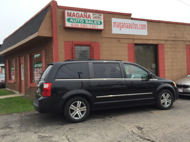 2010 Dodge Grand Caravan for sale at Magana Auto Sales Inc. in Aurora IL