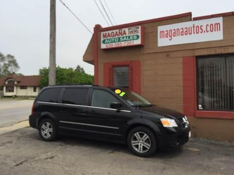 2010 Dodge Grand Caravan for sale at Magana Auto Sales Inc. in Aurora IL